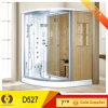 Sanitary Ware Bathroom Hardwood Sauna Room Shower Room (D527)
