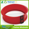 Red Silicone 9 Inch Springform Pan with Glass Base