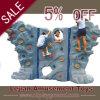 Popular Games Plastic Kids Rock Climbing Wall (12148B)