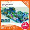 Free Design Kid Indoor Maze Large Soft Play Area