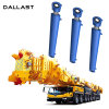 Mobile Drill Rig Trucks Stroke 800 mm 3/4/5 Stage Lifting Hydraulic Cylinder Pump