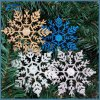 Christmas Tree Decoration Snowflakes Decoration Christmas Items