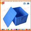 High Capacity Plastic Supermarket Transport Display Container Box (ZHtb38)