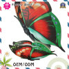 Factory Custom Promotion Gift 3D Butterfly Fridge Magnet