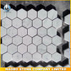 Carrara Hexagon Marble Mosaic Tile