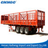 Factory Direct Stake Truck Trailers to Transport Pigs