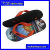 Hot New Print Men PE Footwear Slipper for Man (14L016)