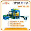 2016 Modern Construction Machinery for Block Making