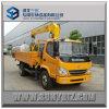 4tons Crane Truck 4X2 Truck Crane
