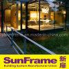 Aluminium Profile Balustrade Using in Villa for Corridor