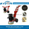 DFG-250 dry/wet grinding concrete floor grinder with little dust