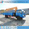 China Mini Truck Mounted 5t Lifting Arm Crane for Sale