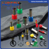 Professional Manufacture of Insulated and Non-Insulated Twin Cord End Terminal
