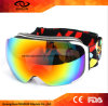 Skiing Snowboarding Goggles Double Layer Ski Googles Men Women Spherical Ski Eyewear Can Hold Myopia Snow Glasses