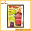 A4 Aluminum Poster Frame Displays/Snap Signs Frames Wholesale