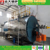 500-6000kg/H Diesel Oil / Gas Fired Steam Boiler