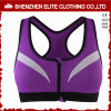 Womens Good Quality Latest Purple Activewear Bra (ELTSBI-15)