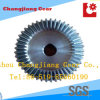 Transmission Bevel Helical Casting Chain Differential Gear