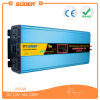 Suoer Frequency Photovoltaic 1000W DC 24V to AC 220V Sine Wave Inverter (SON-SUW1500VA)