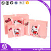 Pink Cute Paper Packaging Baby Clothing Gift Bag