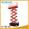 High Safety Hydraulic Elevating Work Platform for Picking up