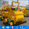 Hot Sale Large Capacity with Twin Shaft Js500 Concrete Mixer