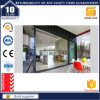 Latest Design Aluminium Frame Cheap Mall Interior Sliding Door