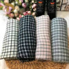 Fashion Woven Check Lady′s Shawl in 100% Acrylic (HW01)