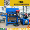 Qt4-30 Small Hydraulic Paver Making Machine