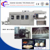 Servo Stretching Plastic Disposable Food Tray Thermoforming Machine
