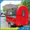 Yieson Manufacturer Customized Fast Mobile Food Kitchen Trailer with Ce