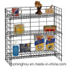 3-6 Layer Customized Metal Wire Display Rack