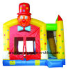 Hot-Selling Inflatable Magician Bouncer Combo with Slide