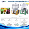 Round Tank Agitation or Spraying Juice Dispenser
