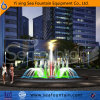 LED Lighting Music Dancing Marble Fountain