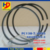 PC130-7 4D95 Engine Piston Ring for Komatsu Ring Set (6201-31-2201 6208-31-2100)