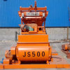 Twin Shaft Concrete Mixer, Js500 Mixer Machines