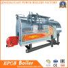 Fire Tube Boiler 3 Pass Combustion Gas Oil Steam Boiler