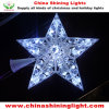 Holiday Christmas Tree Decoration Star LED Lights