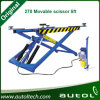 270 Movable Scissor Lift Mobile Scissor Lift Hydraulic Scissors Working Platform Lift