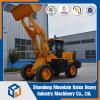 Mini Construction Equipment 2.2 Ton Wheel Loader with Log Fork