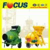 Jzc250 250L, Jzc350 350L Portable Mini Electric or Diesel Concrete Mixer