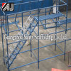 Steel Tubular Quicklock Scaffolding System for Building Construction