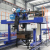 Variable Beam Welding Machine for Truck Trailer Tank