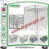 Supermarket Zinc Plated Wire Mesh Bin Cage