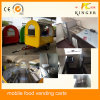 Beautiful Mobile Vending House for Picnic or Selling Food