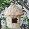 Nature Handmade Birdhouse & Pet House& Garden Decoration