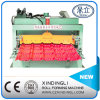 High Quality Ethiopia Style Glazed Tile Roof Sheet Roll Forming Machine