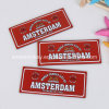 Souvenir Promotional 3D Embossing PVC Fridge Magnet