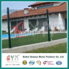 V-Mesh Garden Fence/PVC Coated Welded Triangle Fence/Curved Fence Panels